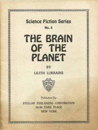 Brain of the planet
