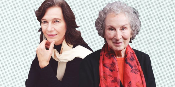 Louise Erdrich y Margaret Atwood